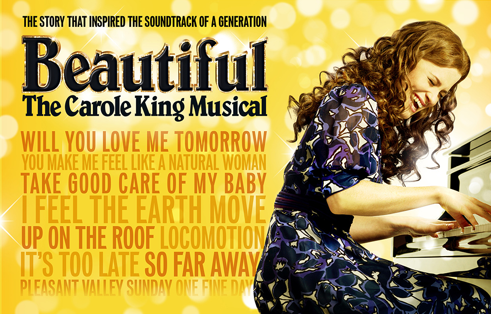 Beautiful, The Carole King Musical